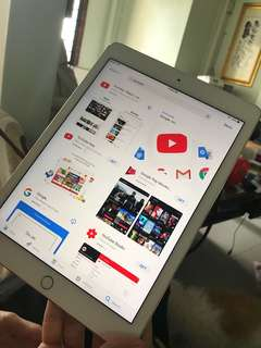 iPad Air 2 LTE + WiFi 64GB Gold