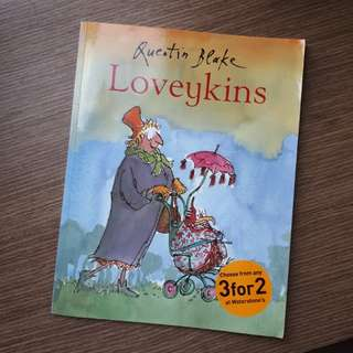 Loveykins by Quentine Blake