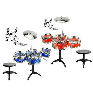 KIDZ MINI JAZZ DRUM PLAY SET