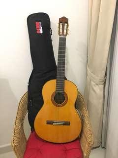 Classical Guitar - Yamaha C70 with bag.