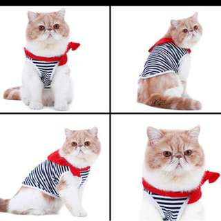 STRIPE ME SHIRT FOR PETS