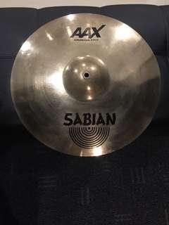 Sabian 18 inch X-Plosion crash