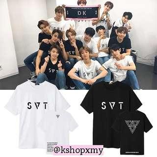 Seventeen Duplicate 2018 Japan Arena Tee