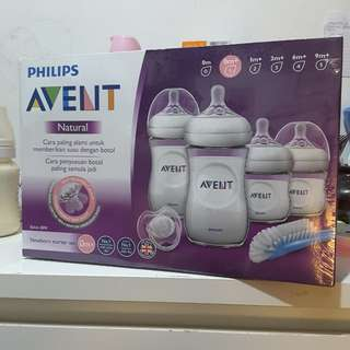 Avent Starter Kit New in a Box Sealed