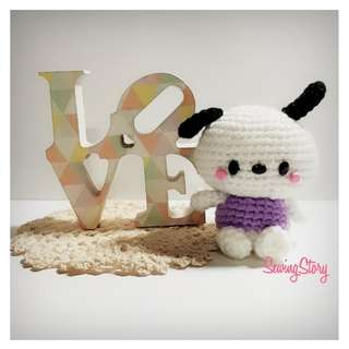 Handmade with Love - Pochacco