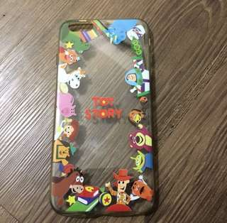 (包郵) toy story iphone6plus case
