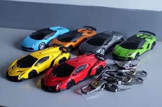 Lamborghini Set