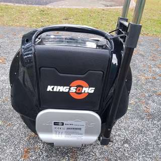 KS14c 14inch Powerful Electric Unicycle King Song (New)