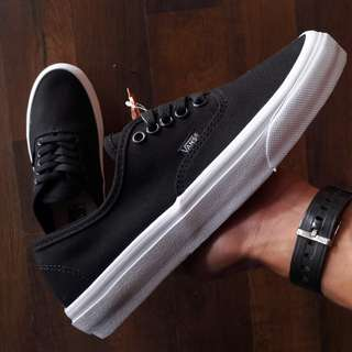 Vans Authentic Mono Black Vintage