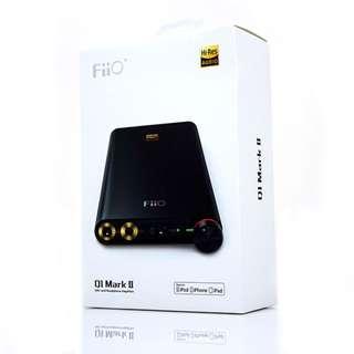 FiiO Q1 Mark II Native DSD DAC & AMP
