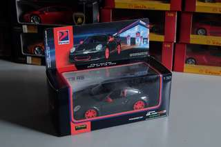 Porsche 911 GT3 RS Black
