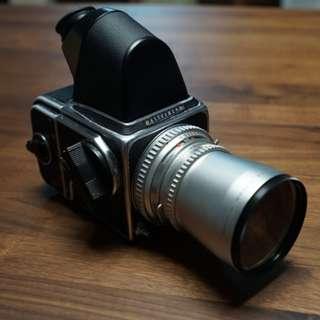 Hasselblad 500C/M Set