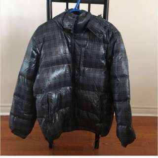 Men's outerwear jacket(90% down)