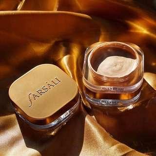 💄❤️ Farsali Jelly Beam Illuminator Jelly Highlighter