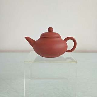 Old stock Zisha teapot height 5.5cm diameter 4cm perfect