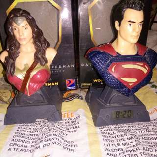Batman vs superman petron collectibles