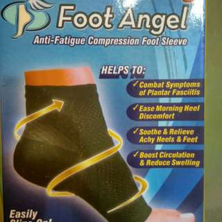 Anti-Fatigue Compression Foot Sleeves (1 pair)