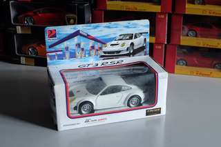 GT3 RSR White
