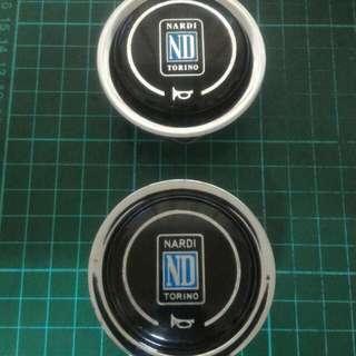 Orginal Nardi Steering Button Horn ae86 ke70 ae70 te70 s13 s14 s15 r32 r33 r34 rx3 datsun 620 datsun 720