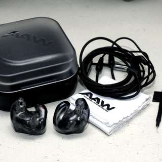 Rooth Professional Audio LSX-10 In Ear Monitors.