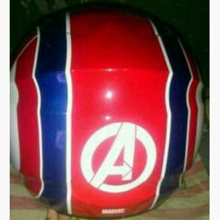 Helm BMC Avengers