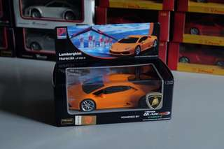 Lamborghini Huracan LP 610-4 Orange