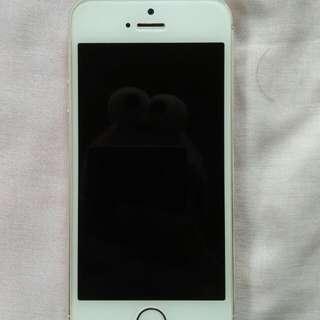 Iphone 5s gold 16gb FU