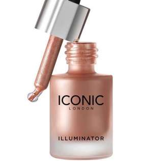 💄❤️ ICONIC LONDON ILLUMINATOR HIGHLIGHTER - ORIGINAL , SHINE & GLOW