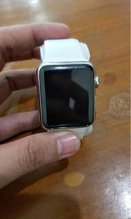 Apple watch 32mm stainless white