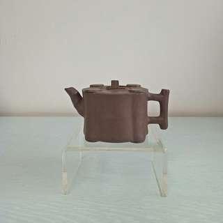 Old stock zisha teapot perfect unused