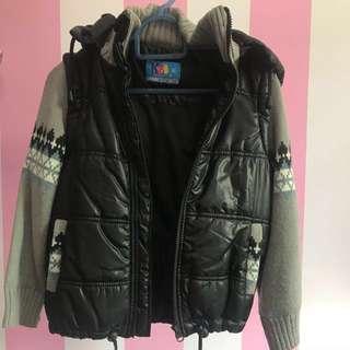 Kids Winter Time Jacket