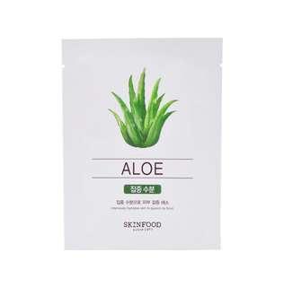 Skinfood Aloe Mask