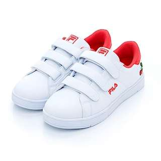 [Pre-Order] Fila Cherry Velcro Shoes (shoe lace version also available)
