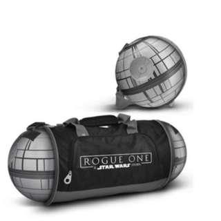 Collectibles Starwars Star Wars Death Star Duffle Bag