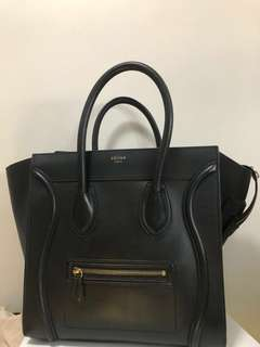 萬年不敗 Celine micro bag 100%real 95%new