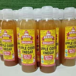 Bragg Apple Cider Vinegar 100ml