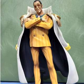 One piece figure collectible: Admiral Kizaru (2/3)