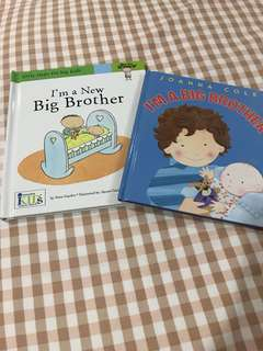 I'm a Big Brother books