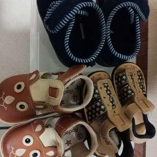 bundling Baby shoes