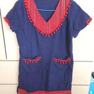 泰國改良版洋裝