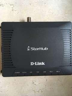 DLink DCM712 Cable Modem