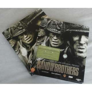 Band Of Brothers Original VCDs Limited Edition