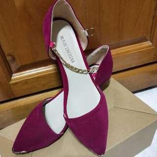 #剪頭鞋#宴會鞋
