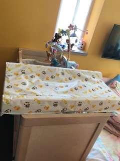 💯🈹價🌟美國嬰兒 防水換片床