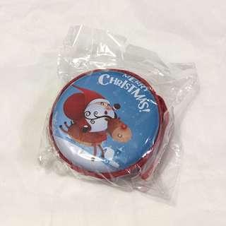 聖誕老公公鐵圓包