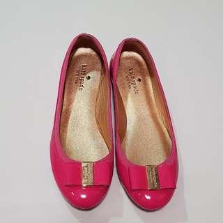 Kate Spade Pink Flat