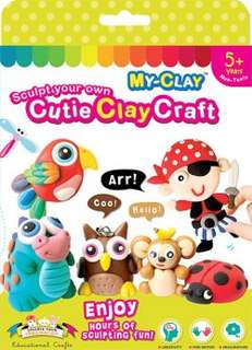 Cutie Clay Craft
