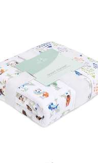 Anais Aden paper tales dream blanket