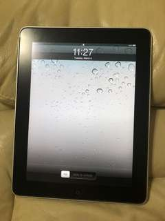 Ipad 1st generation