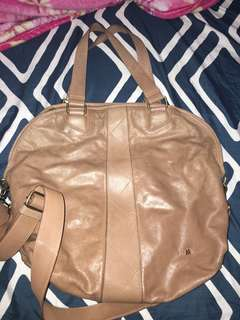 Comico Authentic Leather Sling Bag